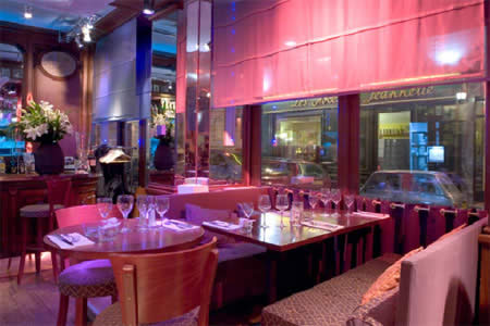 Restaurante les alchimistes paris cerrado viajando por for Gastronomia de paris francia
