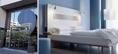 hotel ku damm 101 berl n viajando por. Black Bedroom Furniture Sets. Home Design Ideas