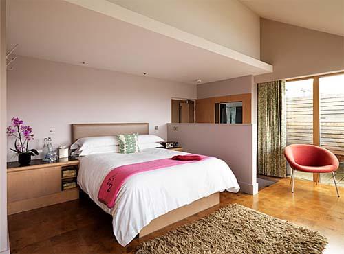 The zetter hotel londres viajando por for Hotel habitacion familiar londres
