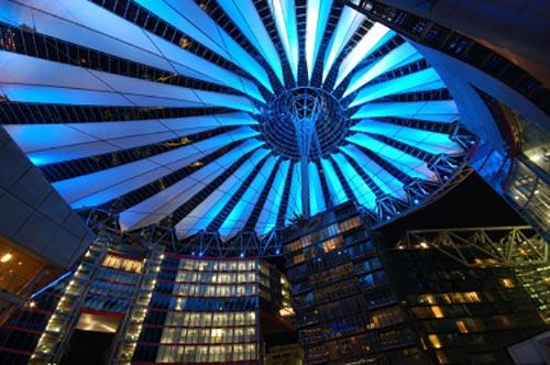 Sony Center Berlín
