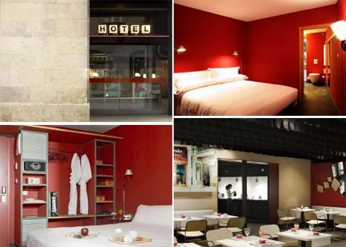 Hotel casa camper barcelona viajando por - Casa camper hotel barcelona ...