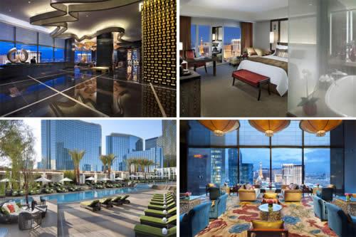 Un Viaje único Las Vegas: Mandarin Oriental Las Vegas