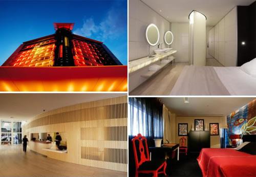 Hotel silken puerta america madrid viajando por for Silken puerta america