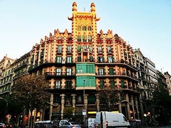 casa china o casa guardiola barcelona