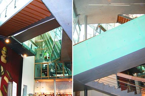 Detalles arquitectónicos Academia de las Bellas Artes de Berlín