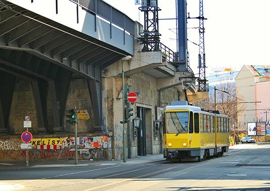 Tranvía de Berlín