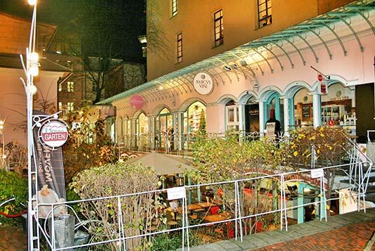 Patio Berlin hackesche höfe y rosenhöfe berlín viajando por