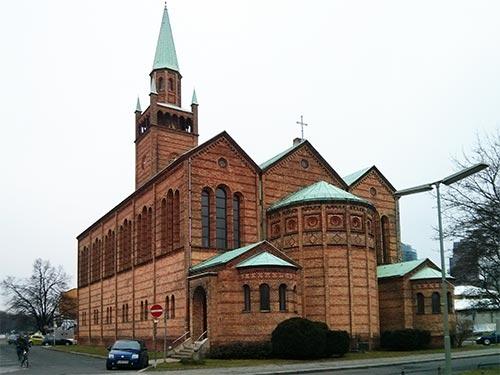 Iglesia de San Mateo en Berlín