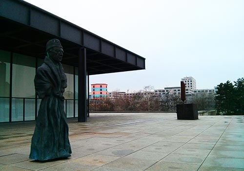 Nueva Galería Nacional de Berlin