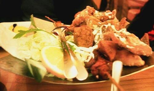 Entrantes Restaurante Mirchi Berlín