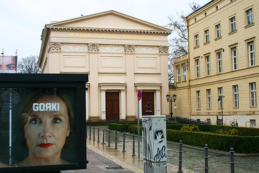 Teatro Maxim Gorki Berlin