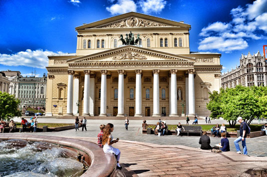 teatro bolshoi moscu