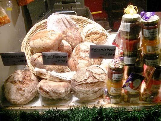 Pan y mermelada artesanal en Gendarmenmarkt