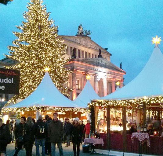 WeihnachtsZauber at the Gendarmenmarkt