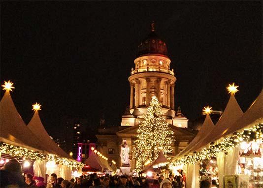 Mercado de Navidad de Gendarmenmarkt