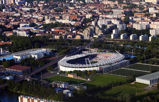 Estadio Stade Toulouse Euro2016