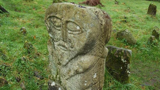 escultura-celta
