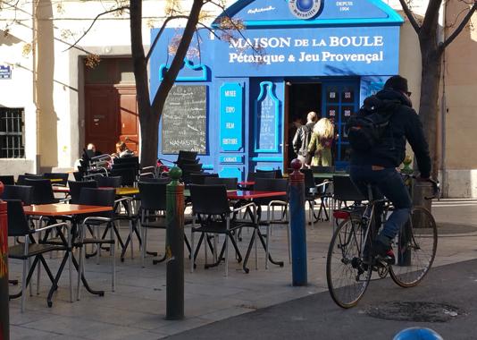 Le Panier, Marsella
