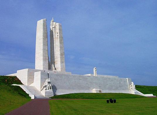 Canadian National Vimy Memorial Park