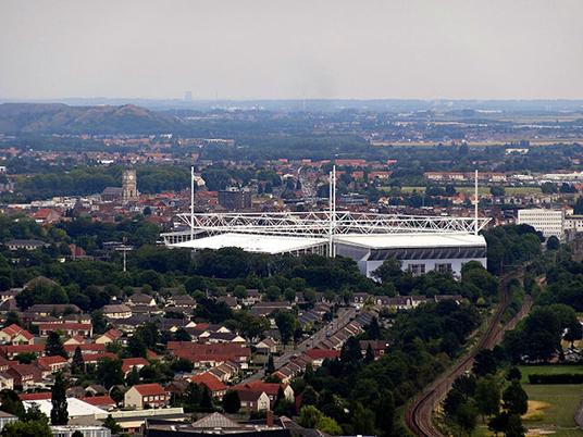 Bollaert Delelis Stadium, Lens