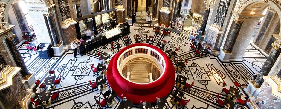 Restaurantes en los Museos de Viena