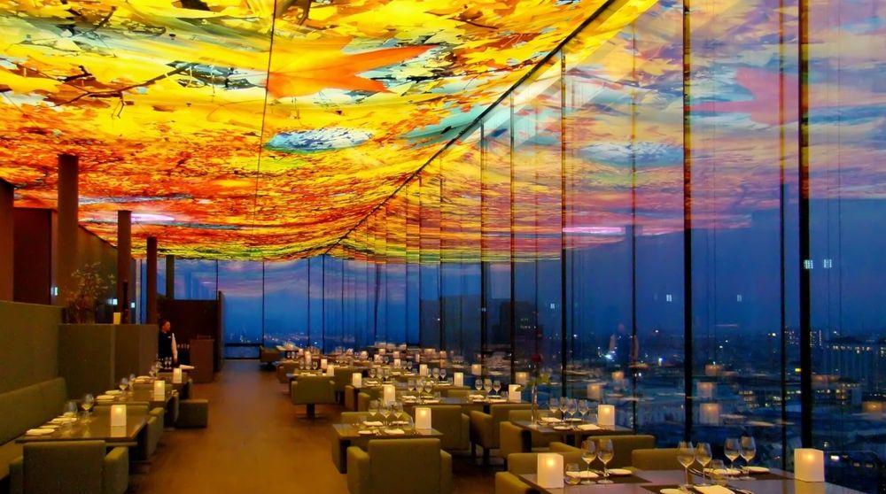 Restaurante Das LOFT en Viena